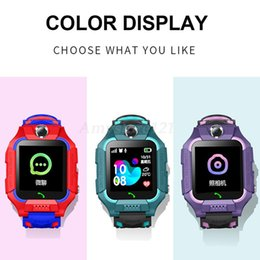 baby tracker child Promo Codes - Q19 Waterproof Smart Watch for Kids LBS Tracker SmartWatch SOS Call for Children Anti Lost Monitor Baby Wristwatch Boy girls