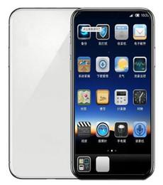 512GB Goophone 11 Pro Max 6.5 inçlik Android 7.0 Dört Çekirdekli MTK6580 1520 * 720 HD 13 MP 1GB 16GB 3G Face ID Çift Sim Smartphone Mühürlü Yeşil Etiket nereden android klonlu telefonlar tedarikçiler
