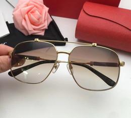 968e707683 woman Men vintage EYEGLASSES FRAMES WOOD SUNGLASSES RIMLESS FRAME plated  Santos Designer Sunglasses Brand New in Box CNUM181128-1-1
