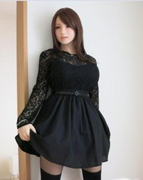 Japoneses, metade, macho, bonecas on-line-Top real qualidade silicone sexo boneca realistas da vagina boneca do amor masculinos japoneses brinquedos sexuais metade sólidas para homens