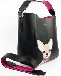 Yeni omuz çantaları deri kova çanta kadınlar ünlü markalar tasarımcı Moda çanta çiçek baskı crossbody çanta Hayvan kepçe çanta ücretsiz sh nereden