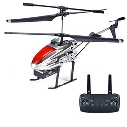 3.5ch helicóptero Rebajas 2.4GHz 3.5CH RC 1080P WIFI Cámara FPV RC Helicóptero Quadcopter Drone Hover nueva llegada dropshipping