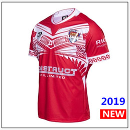 grande taille 5xl tongas maillot rugby maillot rugby maillot rugby maillot domicile ? partir de fabricateur