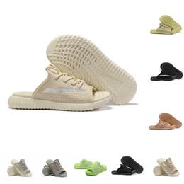 euro sandalen Rabatt Neue stil 2019 herren sandalen flache hausschuhe damen drinnen sommer strand rutsche designer solide flip flops größe 36-45 euro