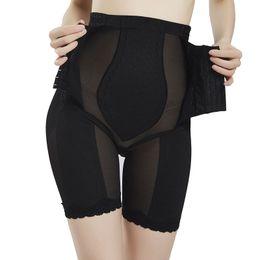 Correa de panty gratis online-DHL libre adelgaza cinturón cintura entrenador entrenador corsé de adelgazamiento adelgazamiento cuerpo shaper modelador Slimming Briefs Butt Lifter Ass panty