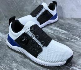 Argentina Descuento zapatillas de deporte baratas de golf ADICROSS BOUNCE BOA, tiendas de compras en línea de los mejores hombres para la venta, zapatos de goma hermosos y preciosos. Suministro
