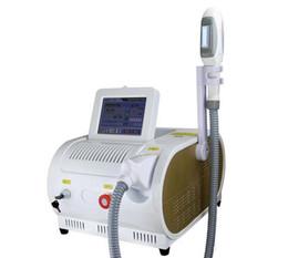 maquina de salon laser Rebajas Nuevo !!! OPT SHR IPL equipo de salón láser cuidado de la piel RF depilación máquina de belleza Elight Skin Rejuvenation CE
