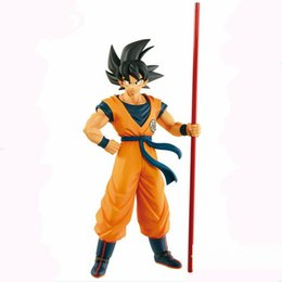 En stock Original Banpresto Dragon Ball Z SUPER PELÍCULA GOKOU Goku THE 20TH FILM LIMITED Figura Juguetes Brinquedos Muñecas Juguetes desde fabricantes