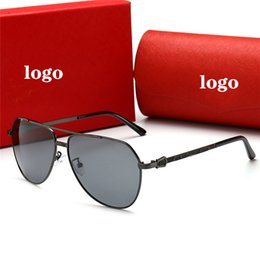 high grade sunglasses Coupons - hot Men high-grade leather Sunglasses Designer Retro Buffalo Sunglasses Classic Female Gradient Sun glass Men Vintage Sun Glasses K0121