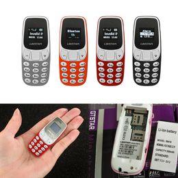 2019 h sim móvil L8STAR Marcador de auricular inalámbrico Bluetooth Mini BM10 Celular Manos libres Tarjeta SIM dual Teléfono móvil Voz mágica Recibir llamadas