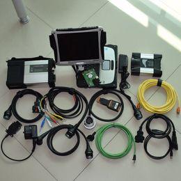 2019 chave de carro chevrolet chip 2019 New arrival super 2in1 ferramenta de diagnóstico para BMW ICOM NEXT para sd conectar mb estrela c5 com cf19 laptop 4g toughbook livre dhl