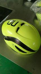 Casque route verte en Ligne-Vert no. 6 casque de vélo vélo de montagne vélo de route vélo de cyclisme en plein air casque de sport casque ultra-léger intégré