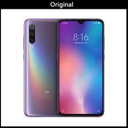 2019 billige kamera karte Globale Version Xiaomi Mi9 SE Mi 9 6 GB 128 GB 6,39 '' AMOLED-Bildschirm Snapdragon 855 Octa Core-Handy 48MP Triple-Kamera