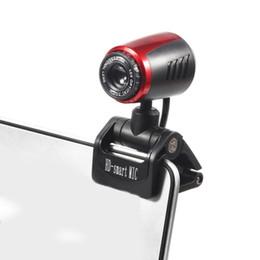 2019 registrazione del computer portatile A7190 Portable USB Computer Camera Video Recording Videocamera Web HD 16MP con microfono Bilanciamento del bianco automatico per PC desktop portatile sconti registrazione del computer portatile