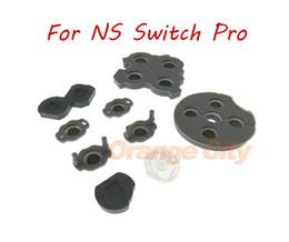 Botones de interruptor de goma online-Reparación de piezas para NS Cambiar Pro controlador LR botón de la tecla ZL Controller ZR almohadilla de goma conductiva
