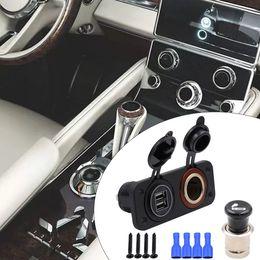 CS-526J2 Araba Motosiklet Güç Noktası USB Adaptörü 12 V / 24 V Çakmak Araba aksesuarları nereden gopro için led ışık tedarikçiler
