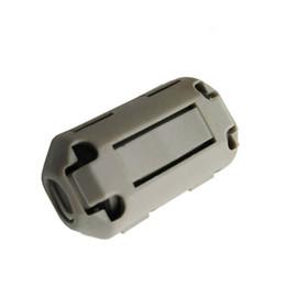power inverter geführt Rabatt ID = 7mm UF70B geteilte Klemme EMI-Filter Ferritkern NOISE CANCEL graue Farbe für Kabel mit einem Durchmesser von 6 bis 8 mm 250