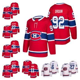 drouin jersey Desconto 31 Carey Price Camisolas de Montreal Canadiens, Patrick Roy 6, Shea Weber, 92, Jonathan Drouin, 67, Max Pacioretty, 11, Brendan, Gallagher, camisas de hóquei
