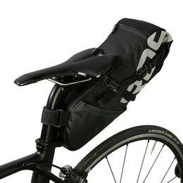 Canada Tige de selle extensible, selle de vélo, rangement pour VTT, vélo de route, sacoche noire cheap saddle road Offre