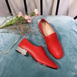 56d11bcba9 2019 sapatos de cavalo preto Único sapatos femininos modelos de primavera e  primavera fundo plano selvagem