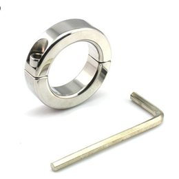 Nouvel anneau de chasteté Metel Anneau pénien Anneaux pour chasteté Artisanat Métal Mâle Dispositif de Chasteté Fétiche ? partir de fabricateur