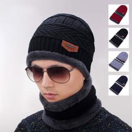 13d7c4f53bc43 XINGLIN Winter Bib Hat Plus Velvet Cálido Gorros de punto Sombrero Ciclismo  al aire libre Frío Invierno Lana Sombreros Hombres Cap cabeza Ofertas de  tapa de ...