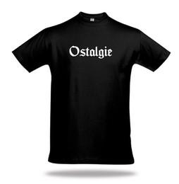 Canada OSTALGIE Ossishirt DDR GLOW IN THE Dark, Feiern Party Leuchtshirt Shirtcharts Drôle livraison gratuite Unisexe Casual T-shirt top supplier free ddr Offre