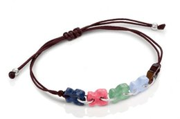 2019 vaso grossisti Braccialetto dell'acciaio inossidabile di nuovo modo migliore braccialetti di marca del braccialetto del progettista Regalo per gli uomini e le donne braccialetti B9-8