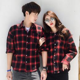 1468f918e0 Distribuidores de descuento Camisa Negra A Cuadros Roja L