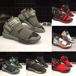 edd3b2c8f Fashion Luxury Designer Original Y-3 Kaiwa Chunky Mens Running Shoes  Luxurious Y3 QASA RACER Sneakers Breath Boots Sports Sneakers
