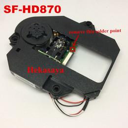 2019 lasermechanismus SF-HD870 SF-HD850 HOP-120X HOP-120V HOP-1200WB HOP-1200W HOP-1200WB Laserkopf Objektiv Optical Pick-ups DV520 Mechanism Auto rabatt lasermechanismus