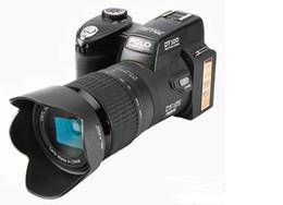 Objectifs interchangeables en Ligne-Nouveau 33MP D7300 Appareil photo numérique HD Camcorder DSLR Camera Objectif grand angle 24x Optique Telescope Lens Free DHL