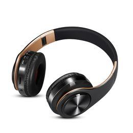 B7 Беспроводные наушники Bluetooth-гарнитура Складные наушники регулируемые наушники с микрофоном для ПК мобильный телефон MP3 от Поставщики наушники bluetooth для пк