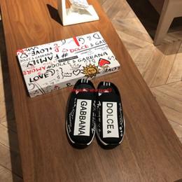 Детские резиновые сапоги онлайн-Дети дизайнер обуви мальчиков и девочек летающие тканые ткани прогулочной обуви подошва резина износостойкая противоскользящие Eursize 26-35