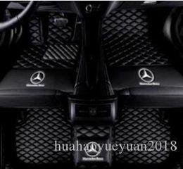 Canada 2018 Détails sur les modèles de tapis de sol imperméables de luxe sur mesure pour tous les modèles Mercedes-Benz 2005-2018 Offre