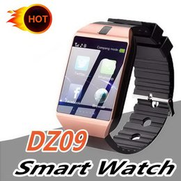 DZ09 Bluetooth Smart Watch für Apple Samsung IOS Android Handy 1,56 Zoll Touchscreen Smartwatch von Fabrikanten