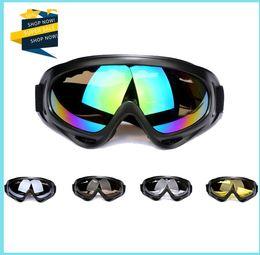 2019 gafas de sol anti niebla Cool! Al aire libre Esquí Snowboard a prueba de polvo anti-vaho Gafas de esquí de la motocicleta gafas con lentes de Frame ojos gafas de sol Gafas de natación gafas de sol anti niebla baratos