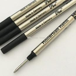 Canada Haute qualité allemagne vis type recharge d'encre pour MB stylo rollerball taille moyenne fournitures de bureau d'école Offre