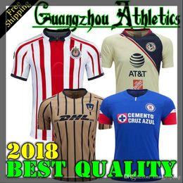 8cf3a98434beb 8 Fotos Fútbol tijuana en venta-Tijuana 2019 LIGA MX Club América Cuervos  Cruz Azul camisetas de
