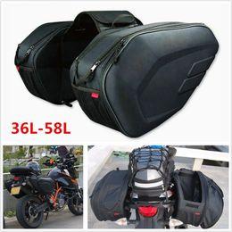 sacchetto impermeabile del casco Sconti Komine SA212 borsa da sella per brigata da guida motorizzata borsa laterale davvero impermeabile Può mettere giù il casco