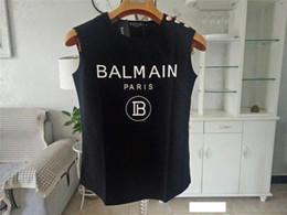 top designer t-shirts Rabatt Marke Frauen Kleidung Tank Top Marke Damen Designer T Shirt Kurzarm Luxus Damen Designer Bekleidung Größe S-L