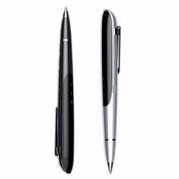 Ditofono nascosto online-Jnn Q9 8 gb led display digitale registratore penna nascosta audio digitale suono registratore vocale penna professionale dittafono lettore mp3 t6190610