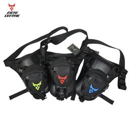 2019 sac à jambe moto imperméable à l'eau Nouvelle moto Drop Leg sac Knight taille sac hors route imperméable à l'eau en plein air Moto MotoGP Racing Leg sac à jambe moto imperméable à l'eau pas cher