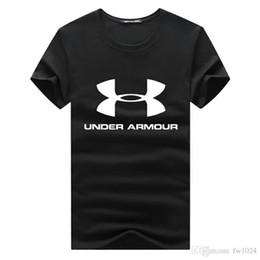 T-shirt da uomo taglie forti S-4xl abbigliamento da basket sportivo stampato a manica corta camicie di alta qualità da uomo casual in cotone da