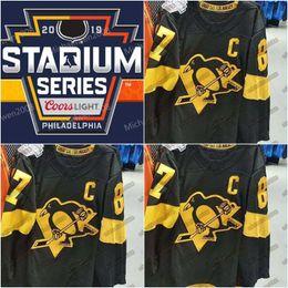 0f20bda17 Jake Guentzel 2019 Stadium Series Jerseys Mens Patric Hornqvist Phil Kessel  Kris Letang Evgeni Malkin Sidney Crosby Pittsburgh Hockey Jersey malkin  stadium ...
