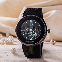 Лучшие спортивные наручные часы онлайн-Лучшие продажи резинкой роскошные мужские часы фирменное наименование календарь Кварцевые спортивные часы специальные мужские часы повседневная классические часы высокое качество