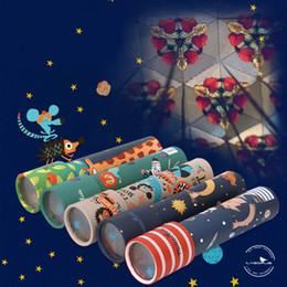 Deutschland 1 stück Zufällig Senden Kinder Cartoon Tier Kaleidoskop Vielzahl Prisma Bunte Welt Pädagogisches Vorschule Wissenschaft Spielzeug Kinder Geschenk Versorgung