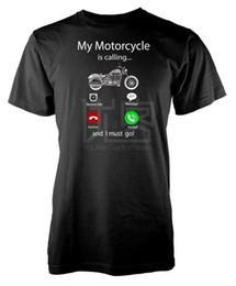 Benim Motosiklet Arayan Ve Gitmeliyim Telefon Ekranı Çocuklar T Shirt Tarzı Doğal Pamuk O-Boyun Tee gömlek Klasik Tarzı T-shirt nereden