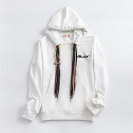 2019 camisola preta estrelas brancas EMBOSCADA Hoodie Homens Mulheres alta qualidade roupas EMBOSCADA moleton Hip-Hop Skate Hoodie