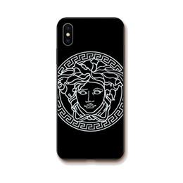 19ss Designer Phone Case para iPhone 6 / 6s, 6p / 6sp, 7/8 7p / 8p X / XS, XR, XSMax Moda Vers @ ce luxo capa protetora 3 estilos disponíveis cheap ce iphone de Fornecedores de ce iphone